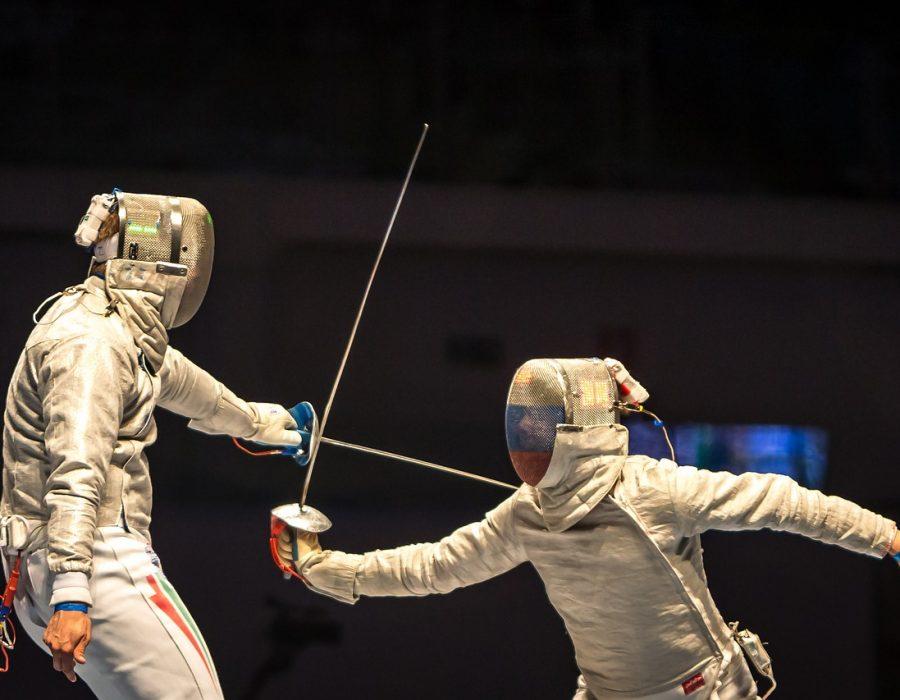 fencing-1839325_1280